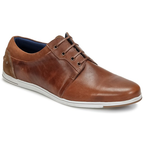 Chaussures Homme Derbies Casual Attitude COONETTE Camel