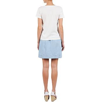 Esprit NEW PRINT SHIRT Blanc