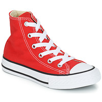 Chaussures Air max tnEnfant Baskets montantes Converse CHUCK TAYLOR ALL STAR CORE HI Rouge