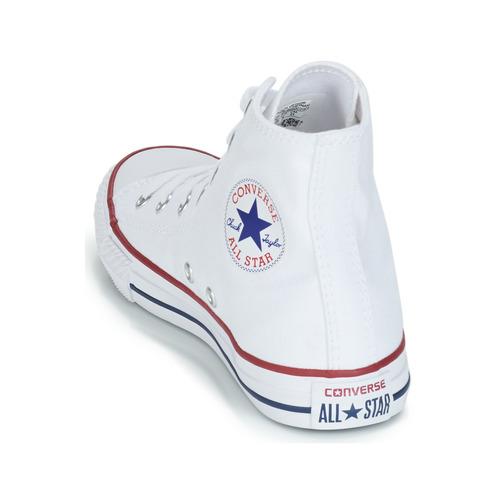 Converse CHUCK TAYLOR ALL STAR CORE HI Blanc
