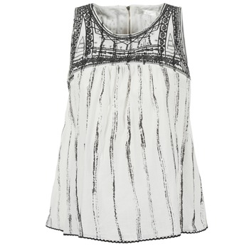 Vêtements Femme Tops / Blouses See U Soon SAVANNA Blanc