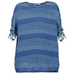 Vêtements Femme Pulls See U Soon CHAPELTON Bleu