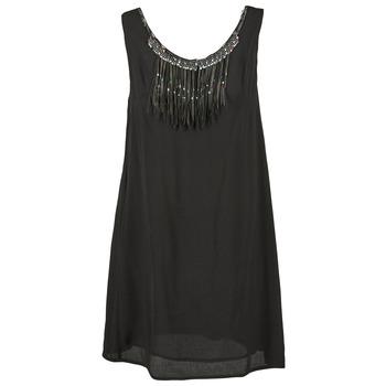 Vêtements Femme Robes courtes See U Soon OCHORIO Noir