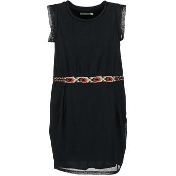 Vêtements Femme Robes courtes See U Soon MOREPEN Noir