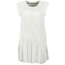 Vêtements Femme Robes courtes See U Soon KELLITS Blanc