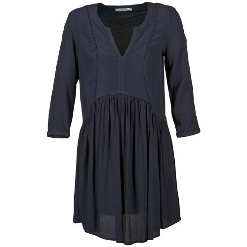Vêtements Femme Robes courtes See U Soon MILEGULY Marine