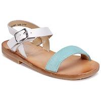 Chaussures Fille Sandales et Nu-pieds Start Rite FLORA II Bleu