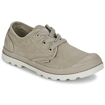 Chaussures Femme Baskets basses Palladium US OXFORD Gris