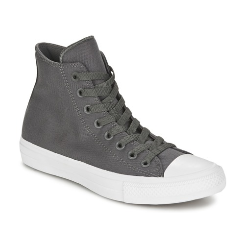 Chaussures Baskets montantes Converse CHUCK TAYLOR ALL STAR II  HI Gris