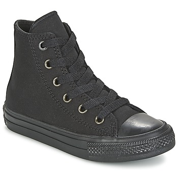 Converse CHUCK TAYLOR ALL STAR II TENCEL CANVAS HI Noir