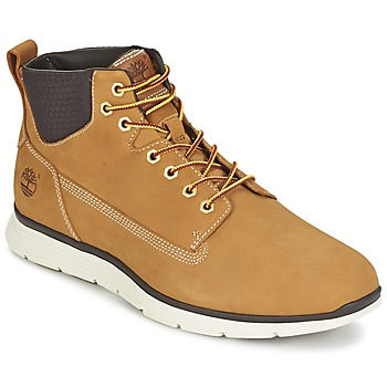 Chaussures Homme Baskets montantes Timberland KILLINGTON CHUKKA WHEAT Blé