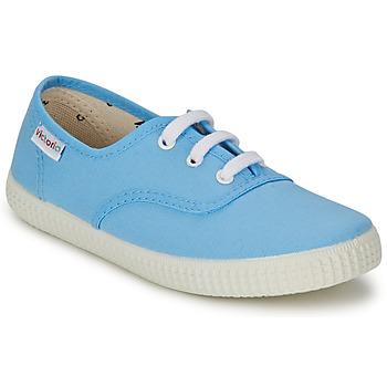 Victoria INGLESA LONA Bleu