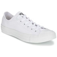 Chaussures Baskets basses Converse CHUCK TAYLOR ALL STAR SEASONAL OX Blanc