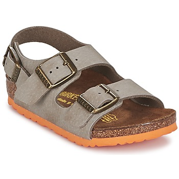 Chaussures Enfant Sandales et Nu-pieds Birkenstock MILANO Taupe