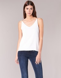 Vêtements Femme Tops / Blouses Betty London EVOUSA Blanc