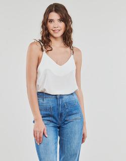Vêtements Femme Tops / Blouses Betty London EVOUSA Blanc