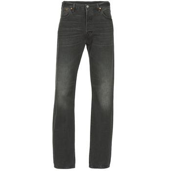 Vêtements Homme Jeans droit Levi's 501 Black Range P8013