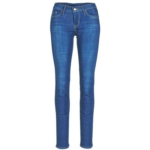 Vêtements Femme Jeans slim Levi's 712 SLIM Bay Laurel P7420