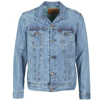 Vêtements Homme Vestes en jean Levi's THE TRUCKER JACKET Icy P4927