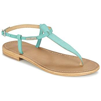 Chaussures Femme Sandales et Nu-pieds Les Tropéziennes par M Belarbi NARBUCK Turquoise