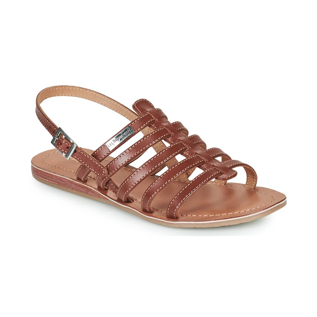 sandales femme marron b8b538989d0
