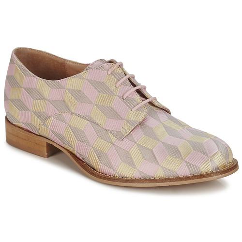 Chaussures Femme Derbies Betty London ESQUIDE Multicolore