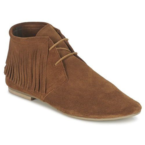 Chaussures Femme Boots Betty London ELODALE Marron