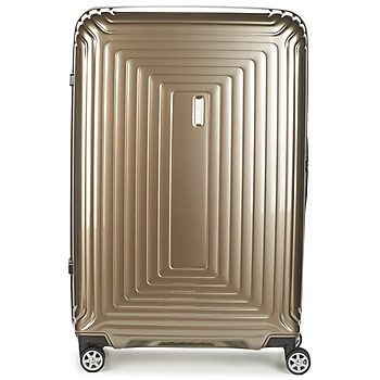 Sacs Valises Rigides Samsonite NEOPULSE SPINNER 75 Bronze