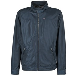 Vêtements Homme Blousons Mustang LIGHT NYLON JKT Marine