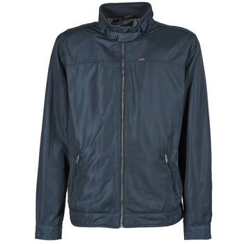Mustang LIGHT NYLON JKT Marine