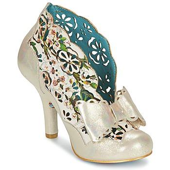 Chaussures Femme Low boots Irregular Choice SASSLE Irisé beige floral