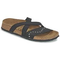 Chaussures Femme Sandales et Nu-pieds Papillio COSMA Noir