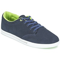 Chaussures Homme Baskets basses Globe LIGHTHOUSE SLIM Marine / Jaune