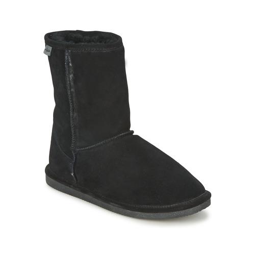 Chaussures Femme Boots Axelda BONKOLO Noir