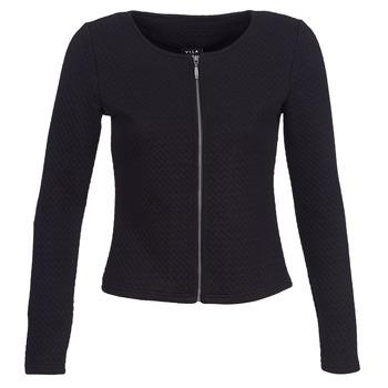 Vêtements Femme Vestes / Blazers Vila VINAJA Noir