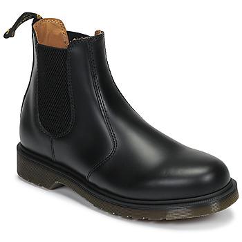 Chaussures Femme Bottines Dr Martens 2976 Noir