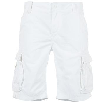 Vêtements Homme Shorts / Bermudas Kaporal KORGE Blanc