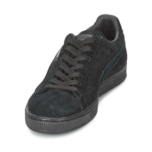 Puma SUEDE CLASSIC + Noir / Gris