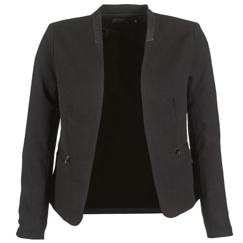 Vêtements Femme Vestes / Blazers Only TAMARA Noir