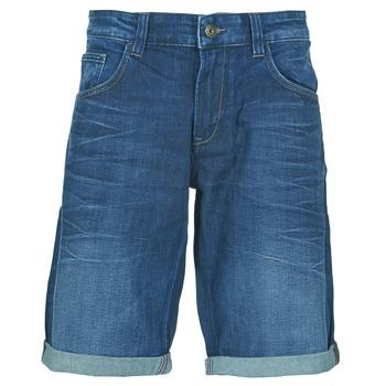 Vêtements Homme Shorts / Bermudas Celio DOVER Bleu foncé