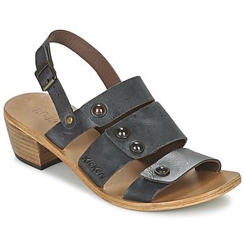 Sandale Kickers KHÔOL Noir