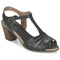 Chaussures Femme Sandales et Nu-pieds Kickers SEATTLE Noir
