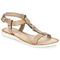 Chaussures Femme Sandales et Nu-pieds Balsamik MONDI Beige