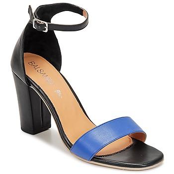 Chaussures Air max tnFemme Sandales et Nu-pieds Balsamik FORTA Noir / Bleu