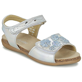Chaussures Fille Sandales et Nu-pieds Start Rite SUMMERS DAY Argent