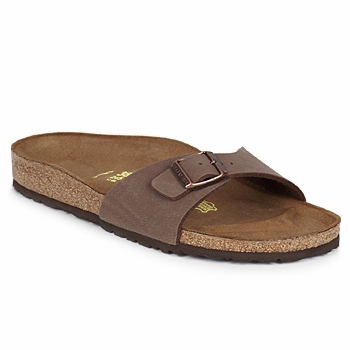 Chaussures Mules Birkenstock MADRID Marron