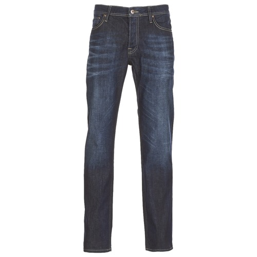 Vêtements Homme Jeans droit Jack & Jones CLARK JEANS INTELLIGENCE Bleu brut