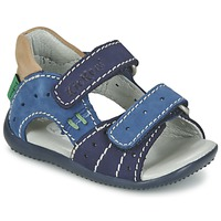 Chaussures Air max tnGarçon Sandales et Nu-pieds Kickers BOPING Marine
