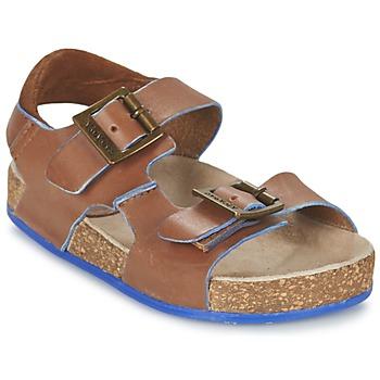 Sandale Kickers NANTI Marron
