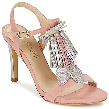 Chaussures Air max tnFemme Sandales et Nu-pieds Fericelli PATIERNA Rose
